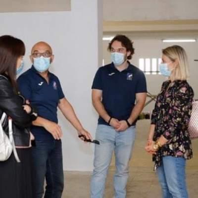 C.M. Barreiro visita as Novas Instalações